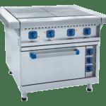 Ремонт профессиональной плиты