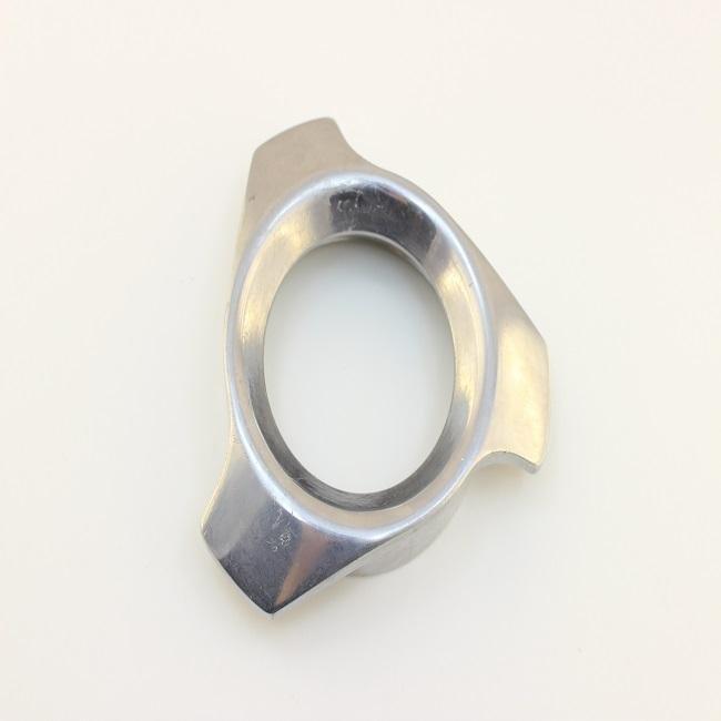 Гайка зажимная алюминиевая (мод. 22)