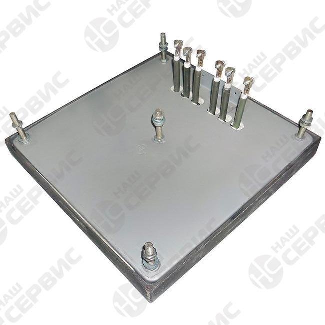 Конфорка КЭТ-0,09/2,8 кВт для плиты АБАТ