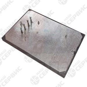 КЭП-0,12 З кВт, для плит КЭ-0,12/2,5: ПЭ-0,24; ПЭ-0,48; ПЭ-0,72 (Тула)