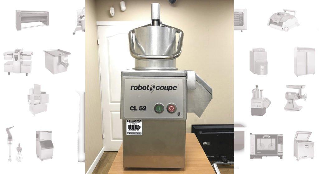 Robot Coupe CL52