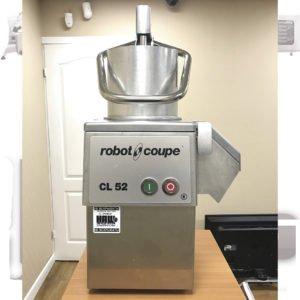 Ремонт овощерезки Robot Coupe CL52